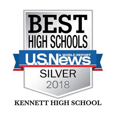 U.S. News Best High Schools – Silver 2018