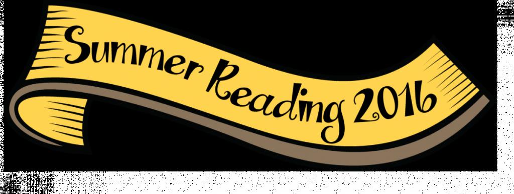 Summer Reading 2016 banner