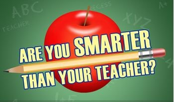 Are You Smarter Than Your Teacher Logo