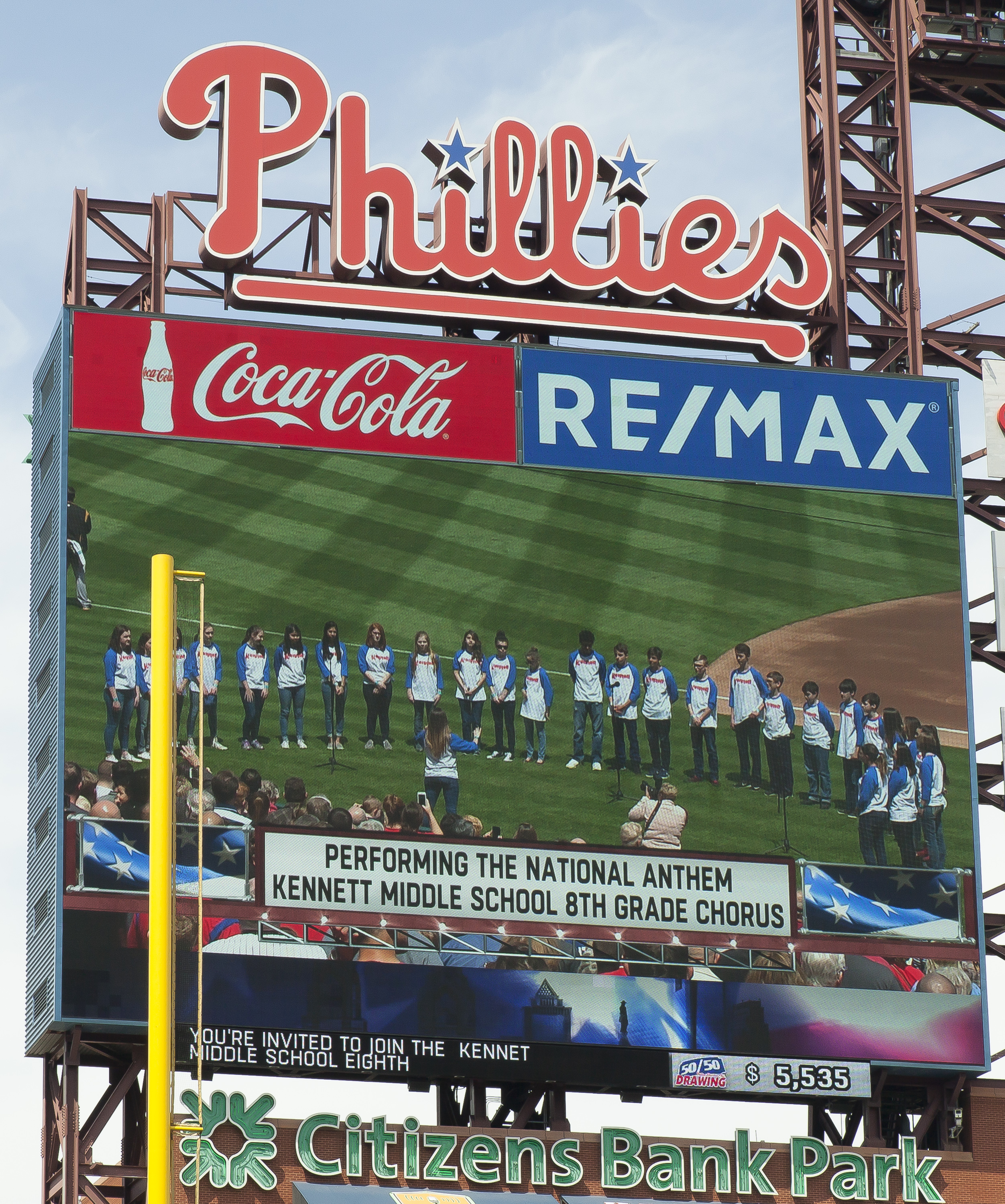 Phillies vs. Pittsburgh Pirates, Melanoma Awareness Day